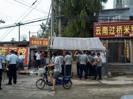 Spaces of Suspension: Construction, Demolition, and Extension in a Beijing Migrant Neighbourhood