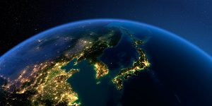 Are Economic Sanctions against North Korea Effective? Assessing Nighttime Light in 25 Major Cities